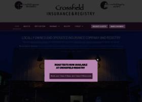 Crossfieldregistry.ca
