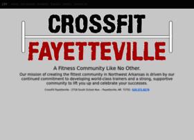 crossfit-fayetteville.com