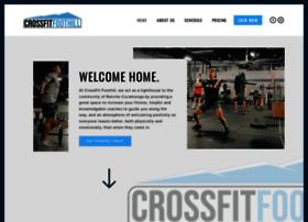 crossfit-foothill.com