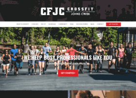 crossfit-johnscreek.com