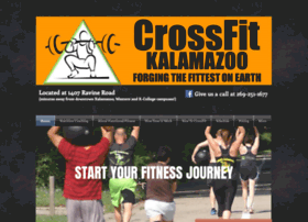 crossfit-kalamazoo.com