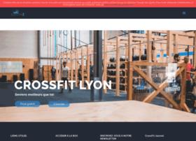 crossfit-lyon.com