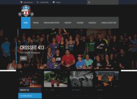crossfit413.com