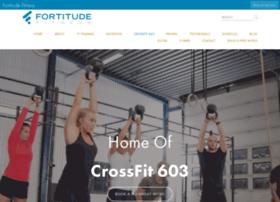crossfit603.com