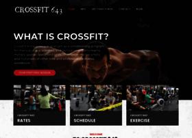 crossfit643.com