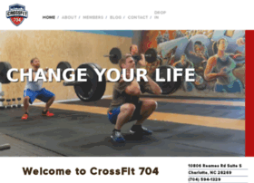 crossfit704.squarespace.com