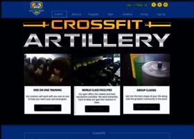 crossfitartillery.com
