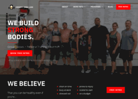 crossfitchinalake.com