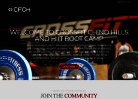 crossfitchinohills.com