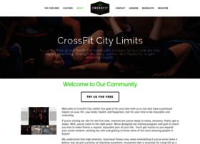 crossfitcitylimits.com