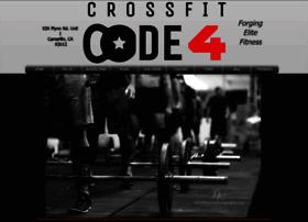crossfitcode4.com