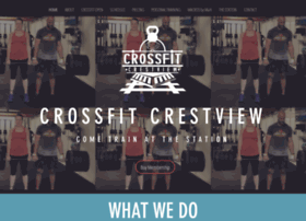 crossfitcrestview.com
