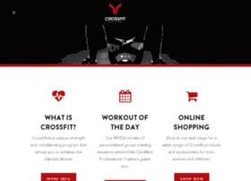 crossfitdb.thinblack.com