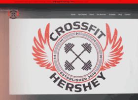 crossfithershey.com