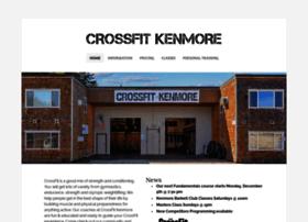 crossfitkenmore.com