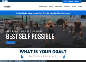 crossfitlakemary.com