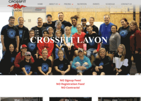 crossfitlavon.com