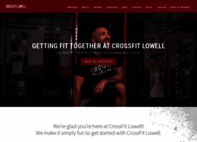 crossfitlowell.com