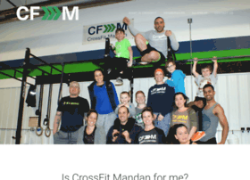 crossfitmandan.com
