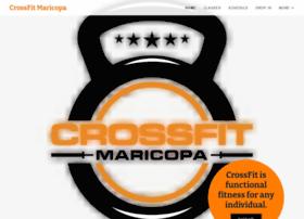crossfitmaricopa.com