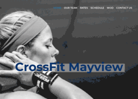 crossfitmayview.com