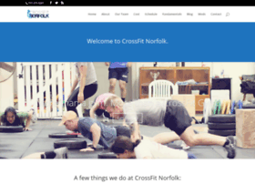 crossfitnorfolk.com