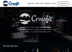 crossfitpacificcoast.com