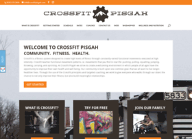 crossfitpisgah.com