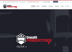 crossfitpredators.com