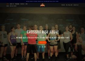 crossfitriseabove.com