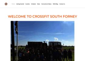 crossfitsouthforney.com
