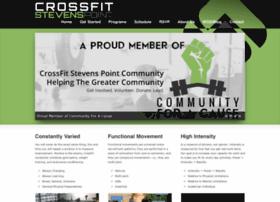 crossfitstevenspoint.com
