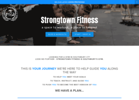 crossfitstrongtown.com