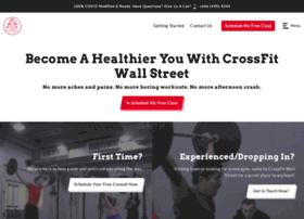 crossfitwallstreet.com