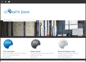 crossfitzones.com