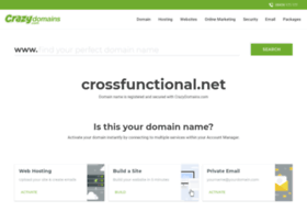 crossfunctional.net