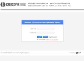 crossover.bookingagencypro.com