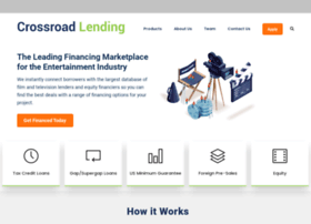 crossroadlending.com