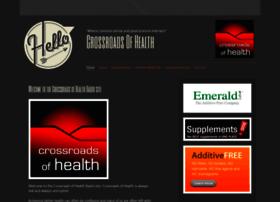 crossroadsofhealthradio.com