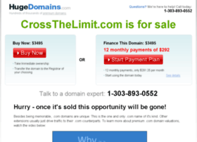 crossthelimit.com