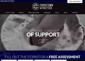 crosstownathletics.com