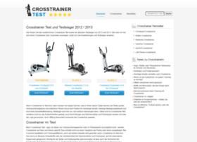 crosstrainertest.org