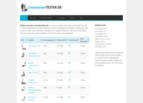 crosstrainertester.de