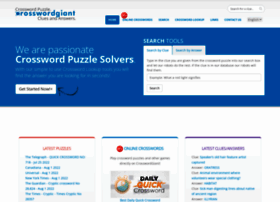 crosswordgiant.com