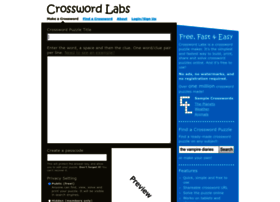 crosswordlabs.com