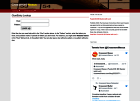 crosswordnexus.com