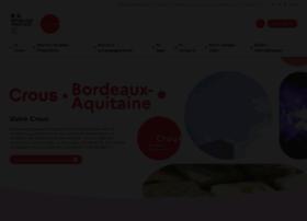 crous-bordeaux.fr