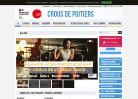 crous-poitiers.fr