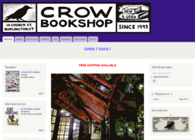 crowbooks.com