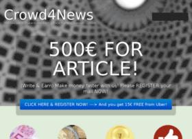 crowd4news.com